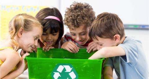Kids and Recycling
